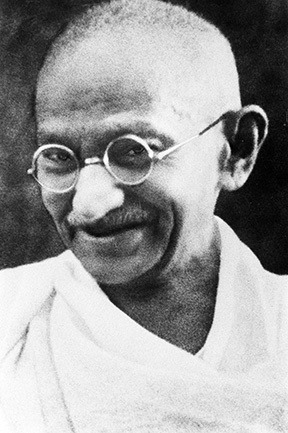 Mahatma Gandhi - What is the Real Wealth of Life?
