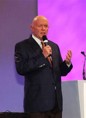 Stephen Covey photo