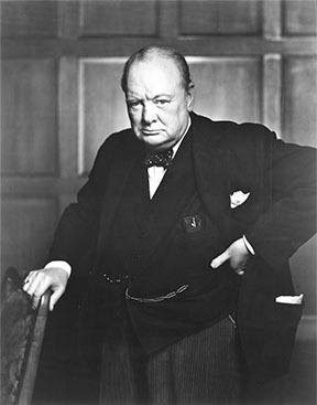 Sir Winston Churchill  - Roadturn